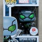 Funko Pop Marvel Spider-Man Superior Octopus + Free Protector