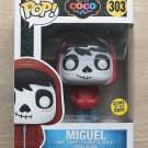Funko Pop Disney Coco Miguel GITD + Free Protector