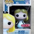 Funko Pop Disneyland 65th Anniversary Alice + Free Protector