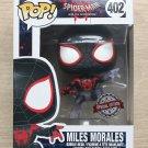 Funko Pop Marvel Spider-Man Spider-Verse Miles Morales Translucent + Protector
