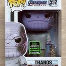 Funko Pop Marvel Avengers Endgame Thanos Detachable Arm ECCC + Free Protector