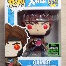 Funko Pop Marvel X-Men Gambit ECCC + Free Protector