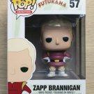 Funko Pop Futurama Zapp Brannigan + Free Protector