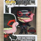 Funko Pop Marvel Venom Agent Venom Thunderbolts + Free Protector