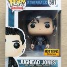 Funko Pop Riverdale Jughead Jones (Box Damage) + Free Protector