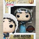 Funko Pop Icons Jane Austen + Free Protector