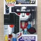 Funko Pop Retro Toys Transformers Starscream + Free Protector