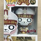 Funko Pop Rocks Ghost Papa Nihil + Free Protector