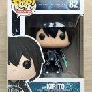 Funko Pop Sword Art Online Kirito + Free Protector