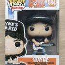 Funko Pop Wayne's World Wayne + Free Protector