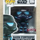 Funko Pop Star Wars Shadow Stormtrooper + Free Protector