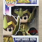 Funko Pop Saint Seiya Sagittarius Seiya + Free Protector