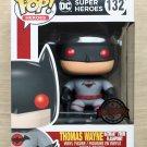 Funko Pop DC Heroes Thomas Wayne Batman From Flashpoint + Free Protector