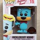 Funko Pop Hanna Barbera Huckleberry Hound Flocked SDCC + Free Protector