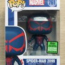 Funko Pop Marvel Spider-Man 2099 ECCC + Free Protector