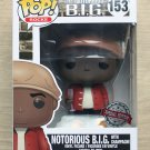 Funko Pop Rocks Notorious B.I.G With Champagne + Free Protector
