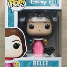 Funko Pop Disney Beauty & The Beast Belle Diamond Glitter + Free Protector