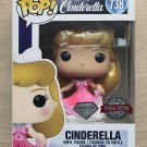 Funko Pop Disney Cinderella Diamond Glitter + Free Protector