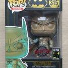 Funko Pop DC Heroes Batman Patina + Protector
