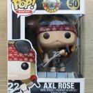 Funko Pop Rocks Guns N Roses Axl Rose + Free Protector