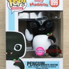 Funko Pop Billy Madison Penguin With Cocktail Flocked + Free Protector