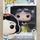 Funko Pop Disney Snow White Diamond Glitter + Free Protector