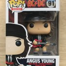 Funko Pop Rocks ACDC Angus Young + Free Protector