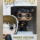 Funko Pop Harry Potter With Hedwig + Free Protector