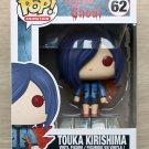 Funko Pop Tokyo Ghoul Touka Kirishima + Free Protector