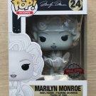 Funko Pop Icons Marilyn Monroe B&W + Free Protector
