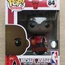 Funko Pop Basketball Michael Jordan Chicago Bulls Warm Up Suit + Free Protector
