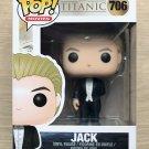 Funko Pop Titanic Jack + Free Protector