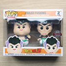 Funko Pop Dragon Ball Z Failed Fusions 2 Pack + Free Protector