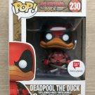 Funko Pop Marvel Deadpool The Duck Walgreens + Free Protector