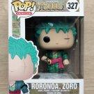 Funko Pop One Piece Roronoa Zoro + Free Protector