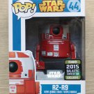 Funko Pop Star Wars R2-R9 + Free Protector