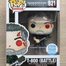 Funko Pop Terminator Dark Fate T-800 Battle Funko Shop + Free Protector