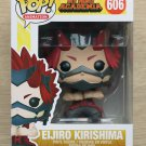 Funko Pop My Hero Academia Eljiro Kirishima + Free Protector