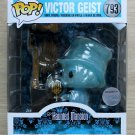 """Funko Pop Disney The Haunted Mansion Victor Geist 6"""" + Free 6"""" Protector"""