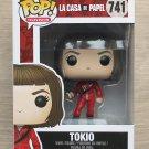 Funko Pop Money Heist (La Casa De Papel) Tokio + Free Protector
