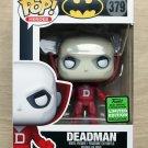 Funko Pop DC Heroes Deadman ECCC + Free Protector