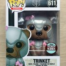 Funko Pop Games Critical Role Trinket Armored + Free Protector