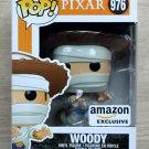 Funko Pop Disney Pixar Halloween Woody As Mummy + Free Protector