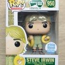 Funko Pop Australia Zoo Steve Irwin With Snake Funko Shop + Free Protector