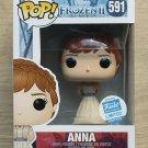 Funko Pop Disney Frozen II Anna Funko Shop + Free Protector