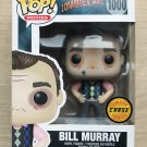 Funko Pop Zombieland Bill Murray CHASE (Box Damage) + Free Protector