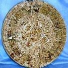 Mayan Calendar Wall Plaque
