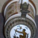 German BMF porcelain horoscope stein