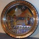 Large metal plaque Sphinx Egypt worship