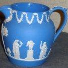 Medium Size Wedgwood Pitcher Jasperware